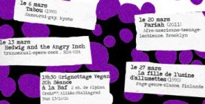 Ciné-club mars 2013 : cycle mauvais genre
